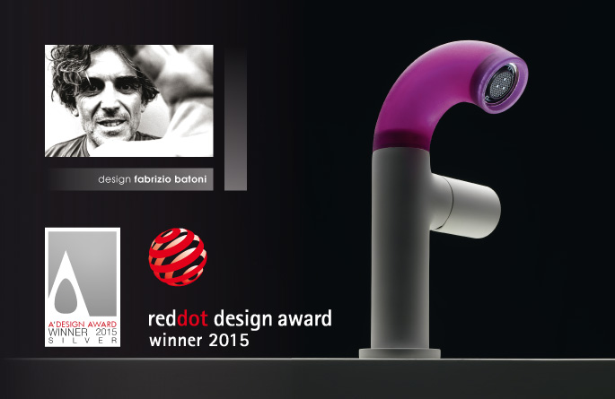 POP, important rewards 2015 – RedDot Award and Silver A' Design Award