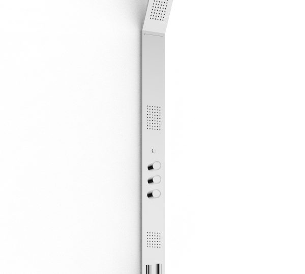 Buit-in multifunctional shower column (with Flyfall ®)