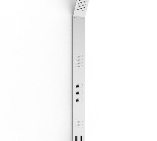 Colonne de douche multifonction (avec Flyfall ®) encastrée
