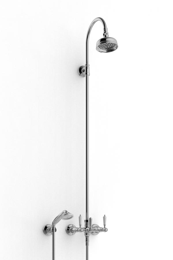 einlauf mit duschschlauch
