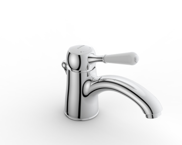 Washbasin mixer