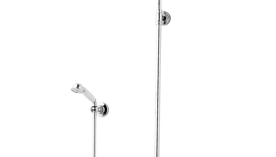 External shower set