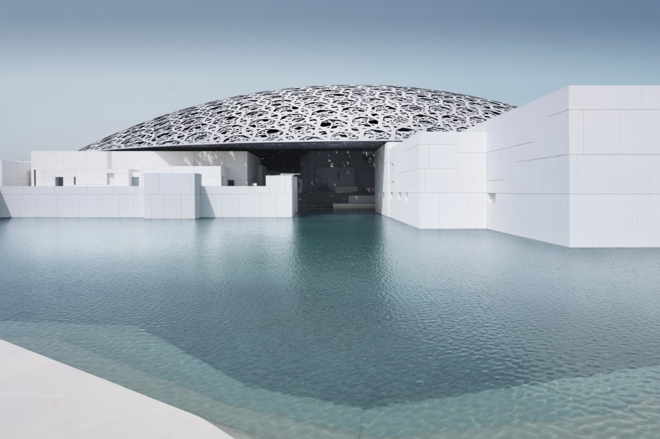 ABU DHABI The new Louvre