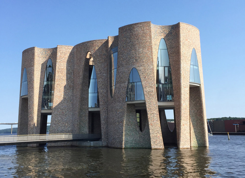 VEJLE – DENMARK The house among the fjords by Olafur Eliasson