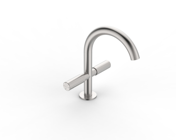 Traditional washbasin tap