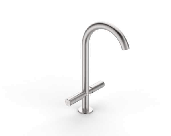Traditional tap with removable hand shower
