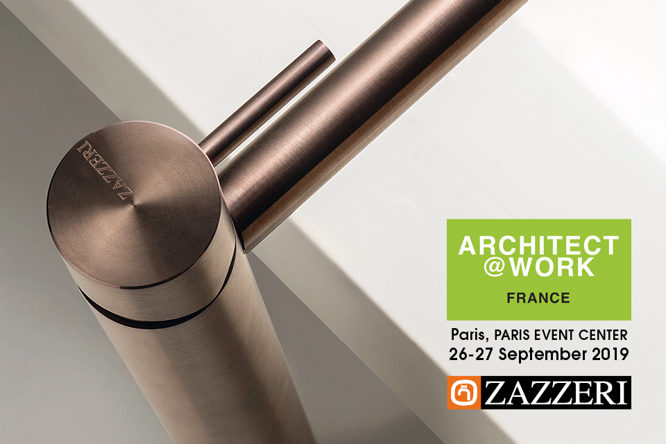 Architect @ Work Paris  – 26 – 27 September 2019
