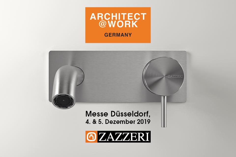 Architect @ Work Düsseldorf  04 – 05 December 2019