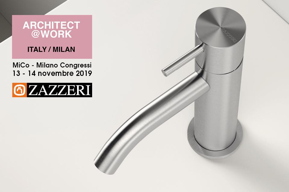 Architect @ Work Milan 13 – 14 November 2019