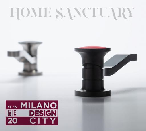 "Milano Design City 2020 ZAZZERI partner of ""The Home Sanctuary"" In partnership with HOMEWITH@DEBAS – Via Vigevano 43 – Milano"