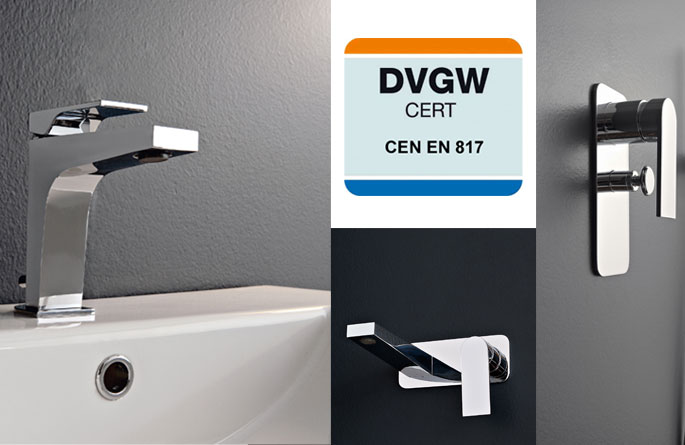 DVGW FOR THE 100 SERIES