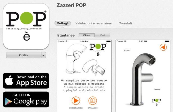 APP POP – Scegli il Pop che fa per te!