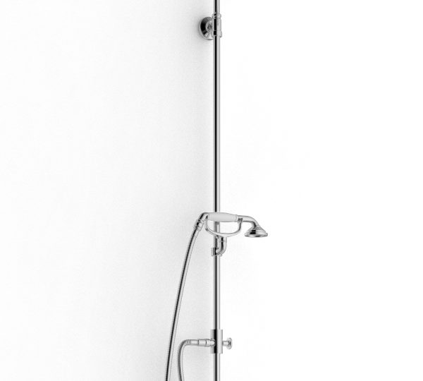 External bathtube/shower