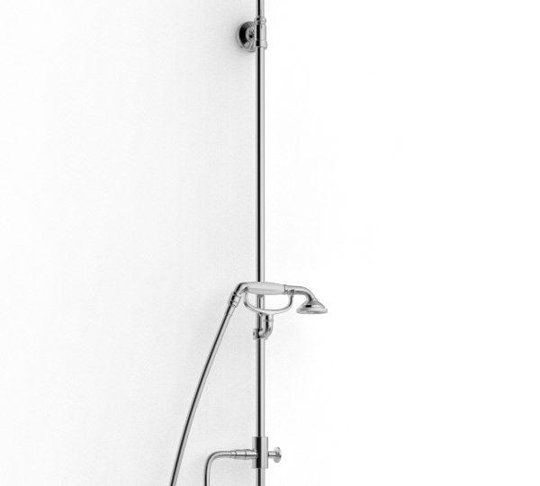 External bathtube/shower