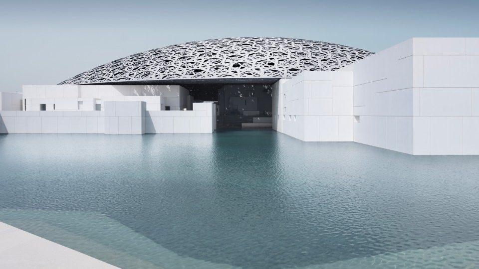ABU DHABI Il nuovo Louvre