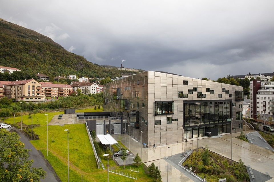 NORWAY Design, Music and Art Academy at Bergen