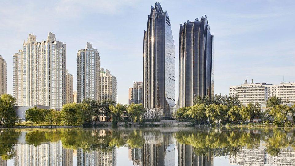 Beijing – China Chaoyang Park Plaza