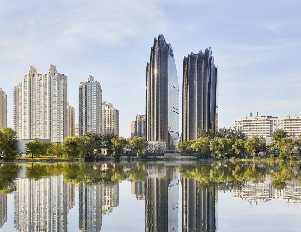 Pechino – Cina Chaoyang Park Plaza