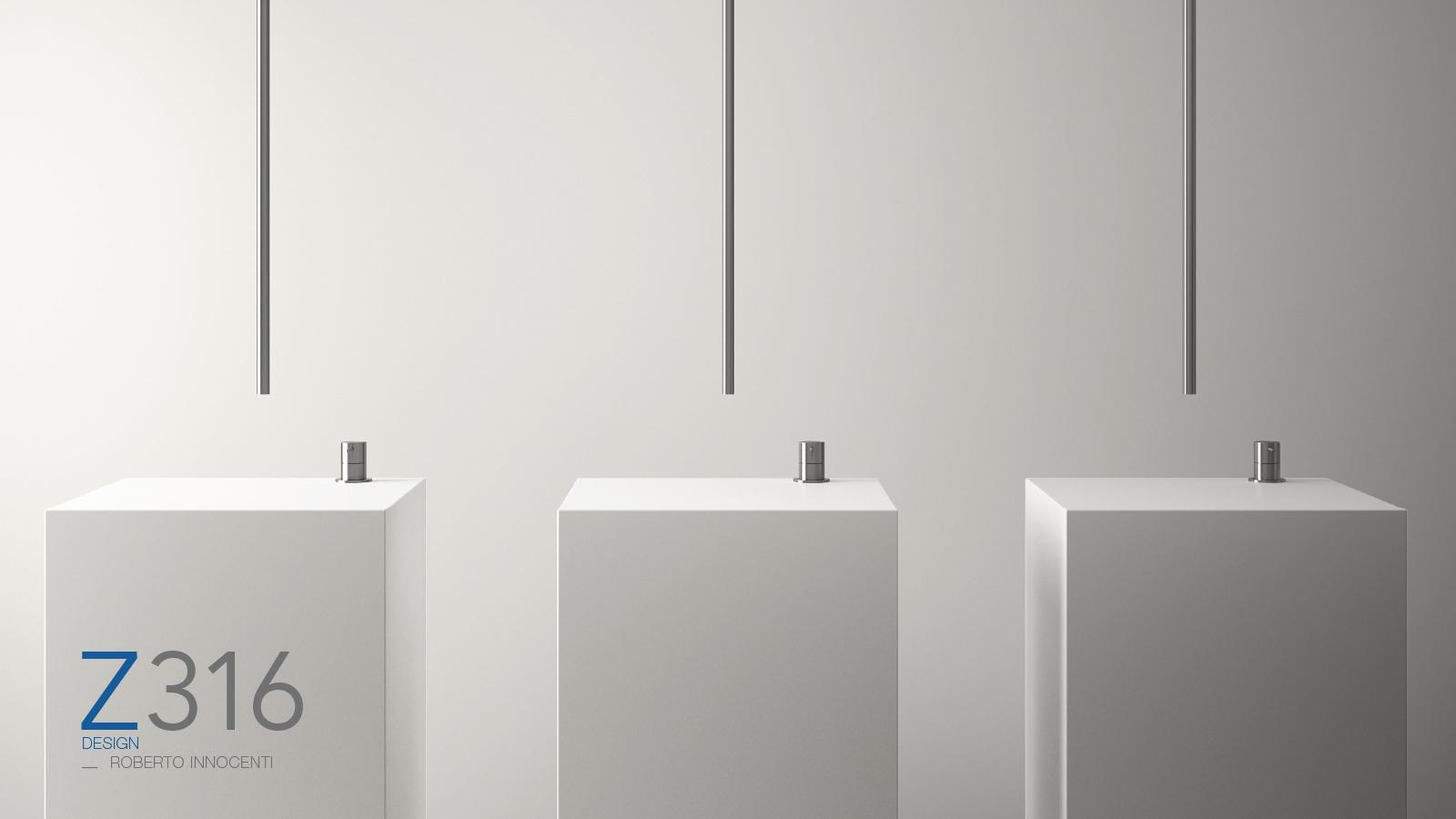 Zazzeri rubinetterie per un bagno dallo stile italiano - Rubinetterie per bagno ...
