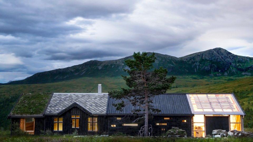 NORVEGIA Una casa, quattro stili diversi
