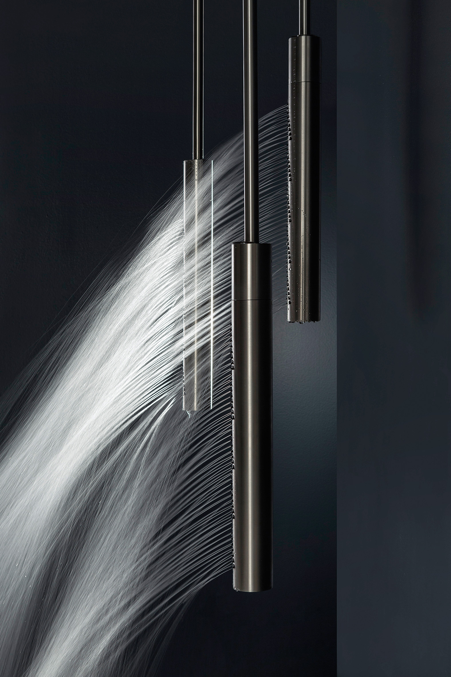 Great success at the Salone del Mobile for the new Z316 shower heads
