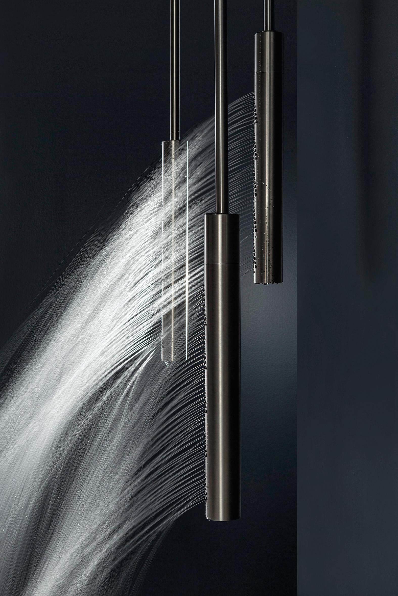 Grande successo al Salone del Mobile per i nuovi soffioni doccia Z316