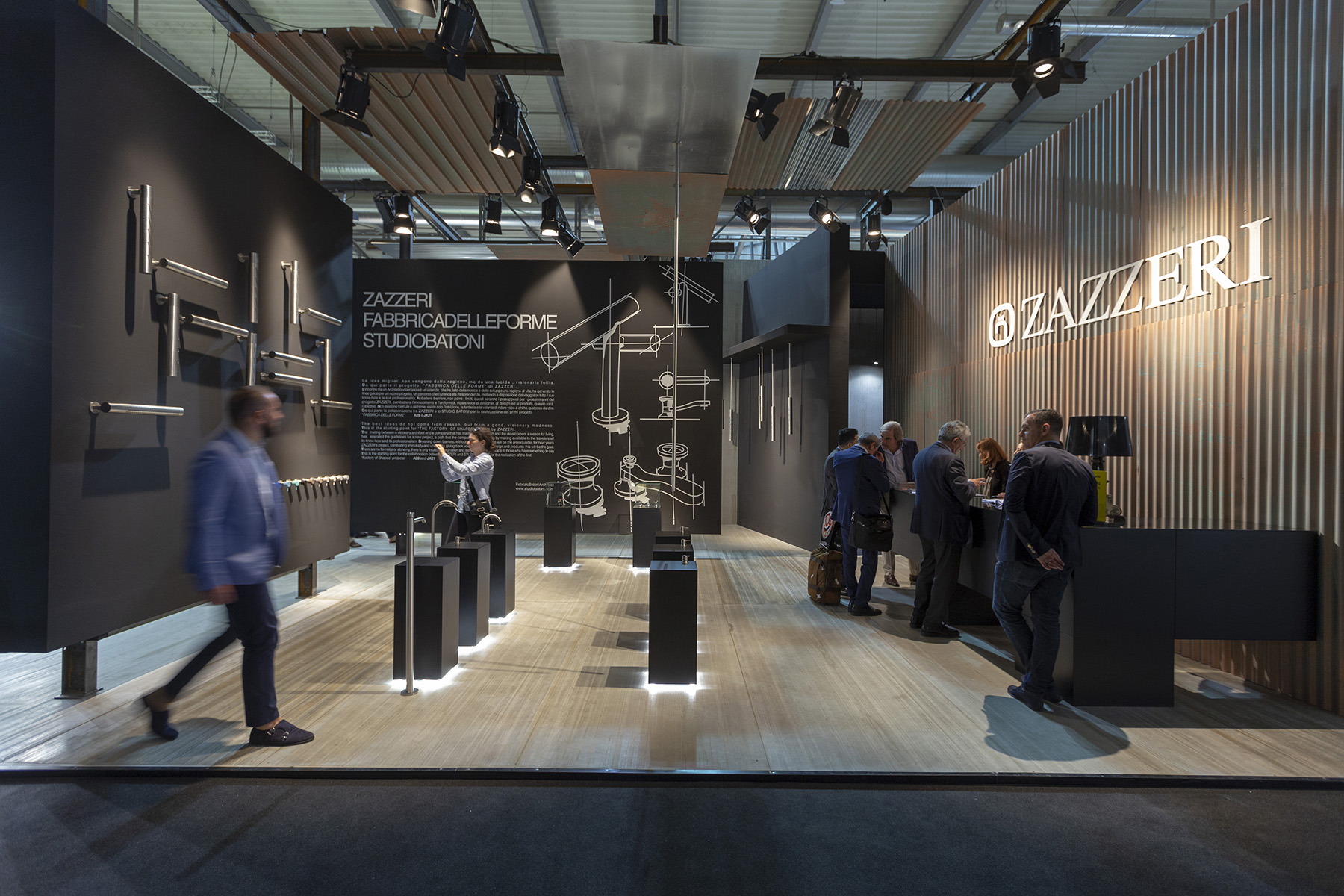 Our experience at the Salone del Mobile 2018