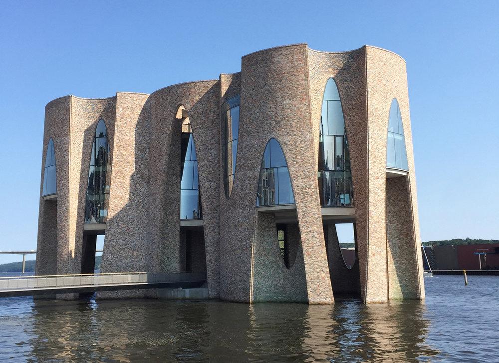 VEJLE – DANIMARCA La casa tra i fiordi di Olafur Eliasson