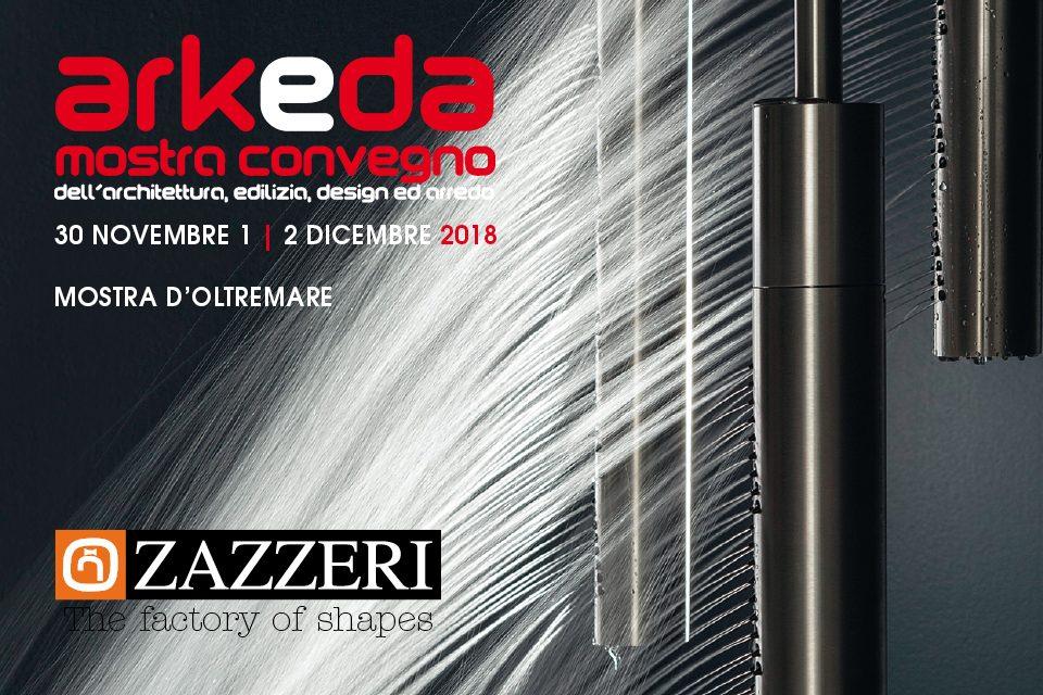Zazzeri partecipa ad ARKEDA 2018