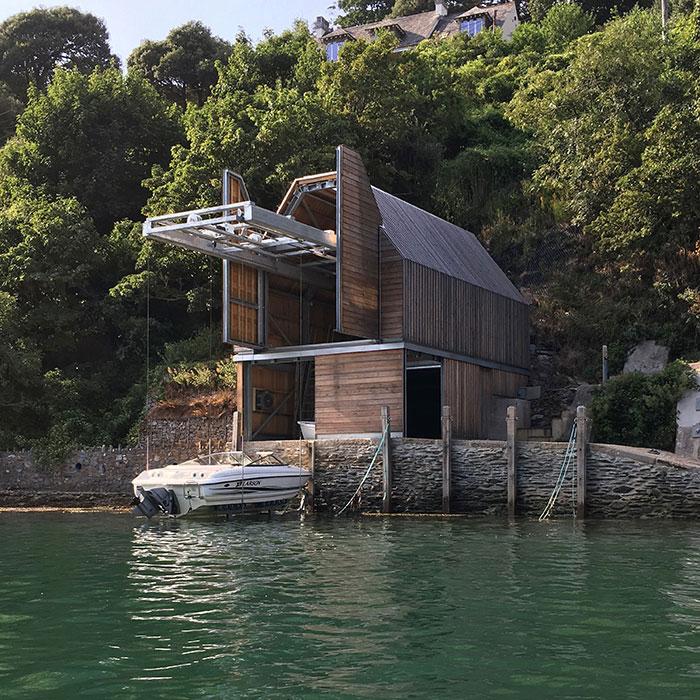 PLAYMOUTH, INGHILTERRA Un approdo tecnologico per le barche
