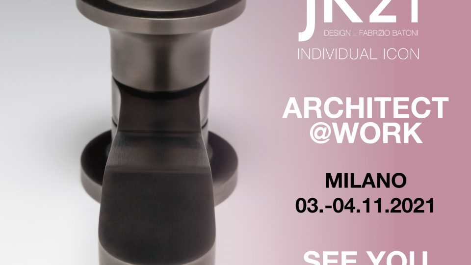 Architect @ Work Milano posticipata al 2021