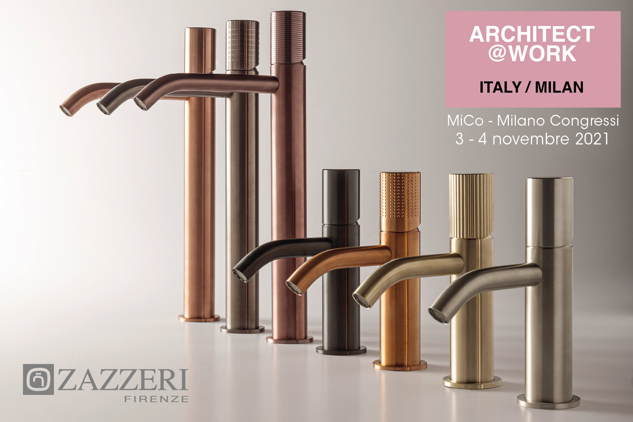 ZAZZERI ad ARCHITECT@WORK MILANO